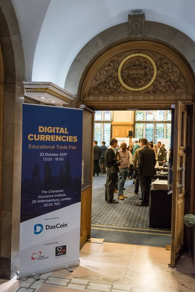 Digital Currencies Educational Trade Fair