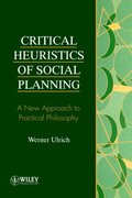 Critical Heuristics of Social Planning