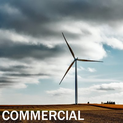 commercial windmill